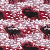 Rjamie_kalvestran_woodland_holiday_elkprint-32x32_shop_thumb