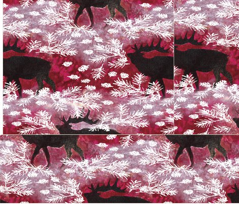 Triple_woodland_holiday_jamie_kalvestran_scrap-bags_shop_preview