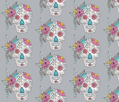 Rboho_watercolor_sugar_skull_gray_shop_preview