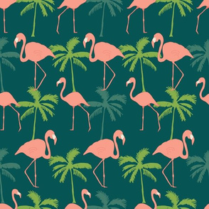 Fresh Flamingos