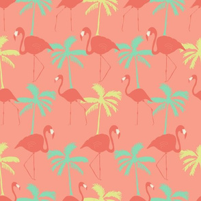 Sweet Flamingos