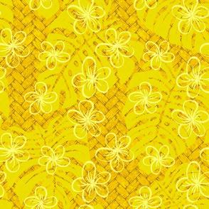 Garden Return yellow