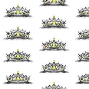 Yellow Tiara