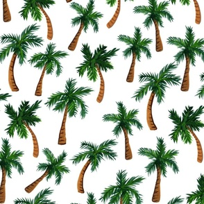 Palm Tree Print (Large)