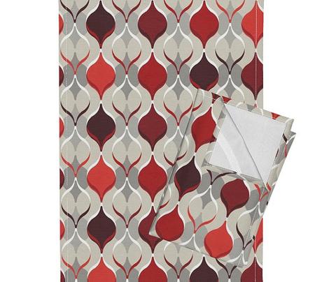 Upscaled Skandi Bauble Stripe