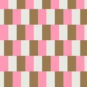 checkered ice cream