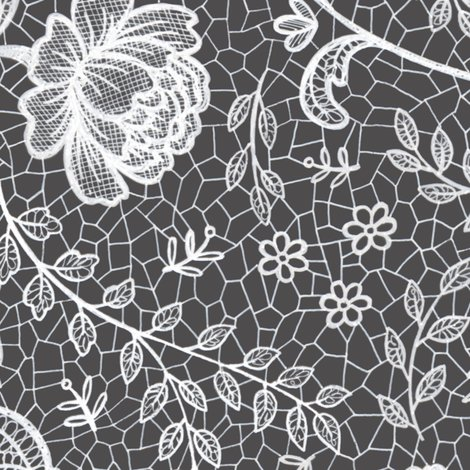 Rlace_with_fill_in_pattern_white_on_charcoal_300_hazel_fisher_creations_shop_preview