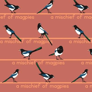 MISCHIEF of magpies 3