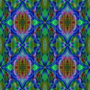 Leaf Ikat 2