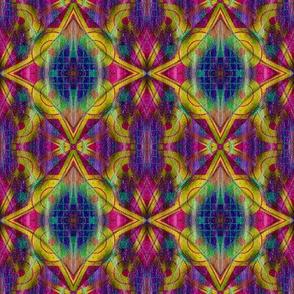 Leaf Ikat 3