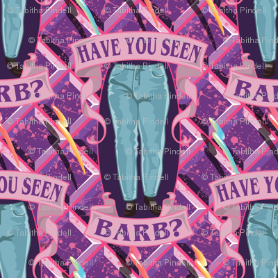 Have you seen Barb?