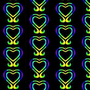 Rainbow Heart 3