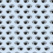 Eyes Sky blue
