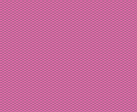 pink pyramid fabric by watercolourdesign on Spoonflower - custom fabric