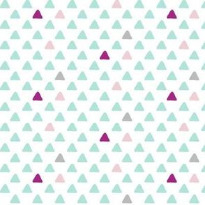 modern dino - triangle 2 coordinate