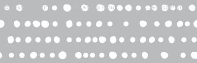 modern dino - dotty stripe on sidewalk grey