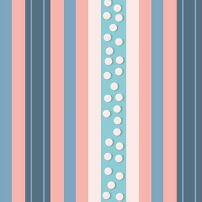 FNB4 - Fizz-n-Bubble Stripes in Pink - Blue - Lengthwise - Large