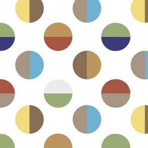 Color Block Spot_rock