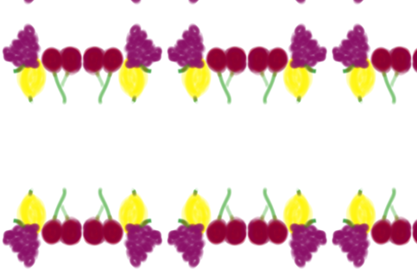 Cherry lemon flavored grape fabric by krypton on Spoonflower - custom fabric