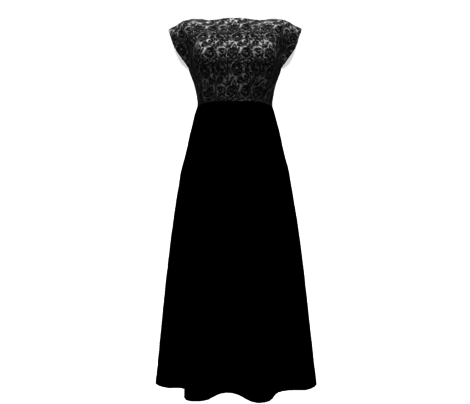 Black Lace Roses
