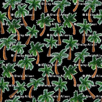 Palm Tree Print (Tiny)
