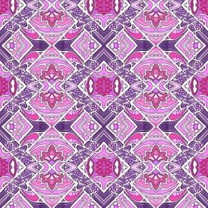 Pink Parquet