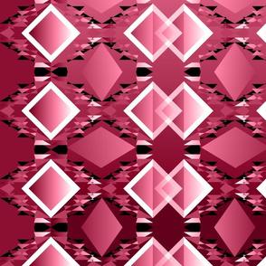 DiamondDesignBurgandyvert1 mirr