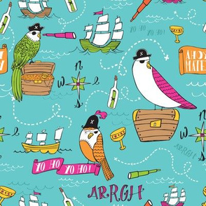 Pirate Birds