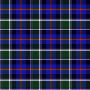 Colorado official state tartan - dark