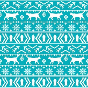 christmas fabric fair isle fabrics christmas holiday dogs christmas design xmas snowflakes fabric