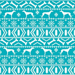 greyhound fair isle fabric cute holiday xmas christmas fabrics dog fair isles fabric cute christmas fabrics