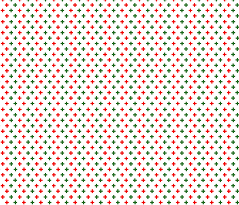 Christmas fabric by tyoungblood on Spoonflower - custom fabric