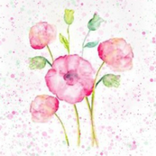 Wild Tea Roses