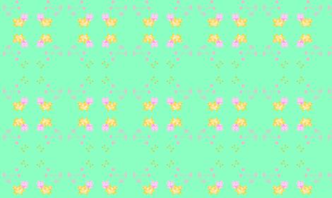 Minted Elegance fabric by rileynicole on Spoonflower - custom fabric