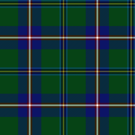 Washington official state tartan, dark fabric by weavingmajor on Spoonflower - custom fabric
