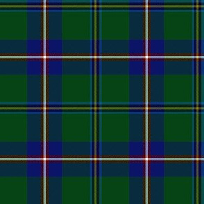 Washington official state tartan, dark