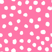 pink dots fabric coordinate fabric painted fabrics cute pink nursery baby