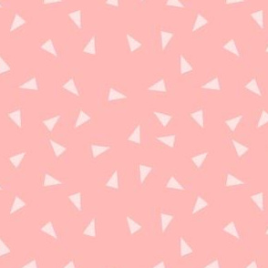 fox triangles coordinate pink coordinate triangles