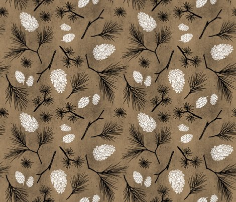 Rpinecones_brownpaper_copyright_pinkywittingslow_2016-01-01_shop_preview