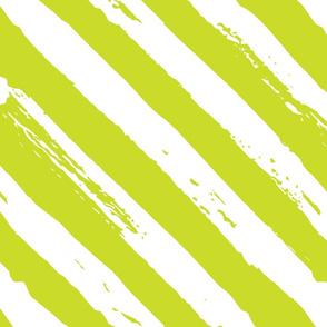 Brush diagonal grunge lines