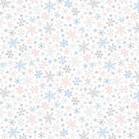 Rhanddrawn_snowflakes_blue_light-01_shop_preview