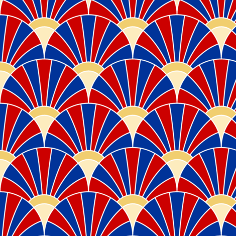 05867794 : fan scale : fans of nationalism fabric by sef on Spoonflower - custom fabric