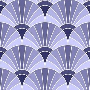 05868581 : fan scale : lavender indigo blue