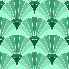 05868600 : fan scale : jade green
