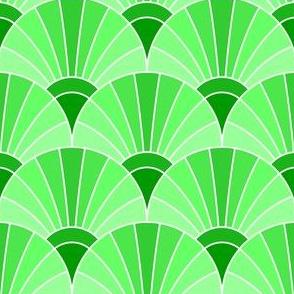 05868601 : fan scale : emerald green