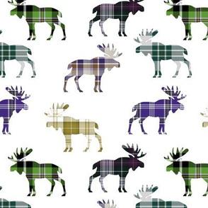 Plaid Moose II