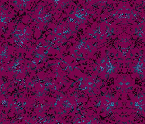 Diamond_vine_mesh3_NEW_floral19 fabric by deanna_konz on Spoonflower - custom fabric