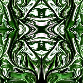 Brain Blender in green