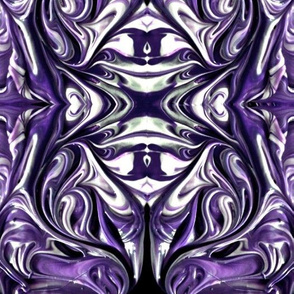 The Brain Blender in purple