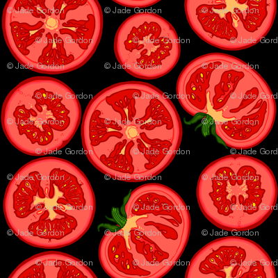 Tomatoes BLT Pillow Coordinate